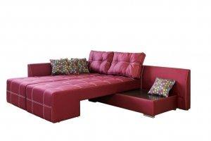 Угловой диван Азур с поворотным механизмом