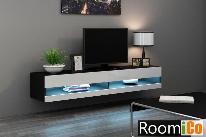 навесная тумба под телевизор Vigo New купить Roomico