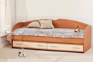 Детская кровать К-117