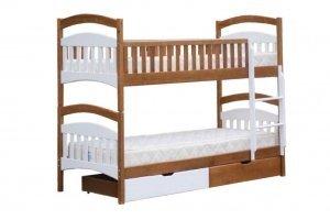 Детская двухъярусная кровать Жасмин