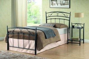 Кровать Siena 90 чёрная