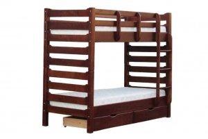 Купить недорогую двухъярусную кровать Троя