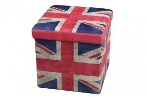Пуфик Moly - флаг Англии