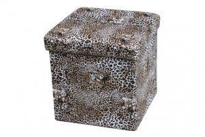 Пуфик Moly - леопард