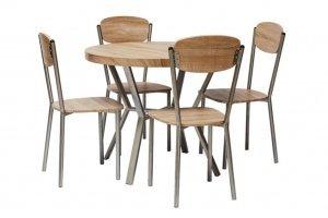Стол и стулья Amaro