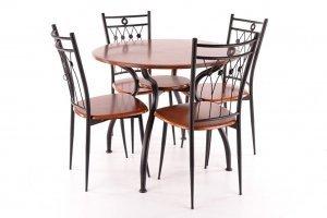 Стол и стулья Ambrozja